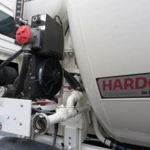 foto Eur6 mix HARDOX 9m3 MAN ultra eco